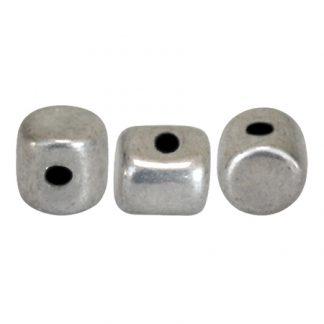De Minos® par Puca® van het merk les Perles par Puca® is te koop bij kralenwinkel Limited Edition in Den Haag in de kleur Argentees Silver.