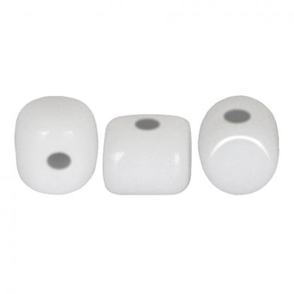 De Minos® par Puca® van het merk les Perles par Puca® is te koop bij kralenwinkel Limited Edition in Den Haag in de kleur Opaque White.