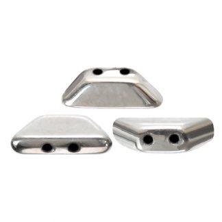 De Tinos® par Puca® van het merk les Perles par Puca® is te koop bij kralenwinkel Limited Edition in Den Haag in de kleur Argentees Silver.