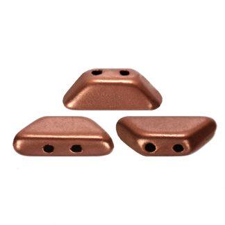 De Tinos® par Puca® van het merk les Perles par Puca® is te koop bij kralenwinkel Limited Edition in Den Haag in de kleur Copper Gold Mat.