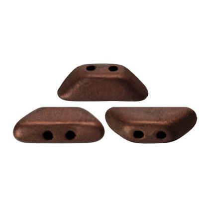 De Tinos® par Puca® van het merk les Perles par Puca® is te koop bij kralenwinkel Limited Edition in Den Haag in de kleur Dark Bronze Mat.
