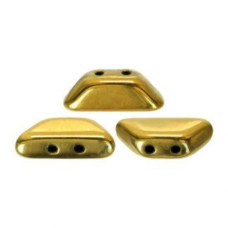 De Tinos® par Puca® van het merk les Perles par Puca® is te koop bij kralenwinkel Limited Edition in Den Haag in de kleur Full Dorado.