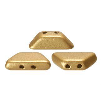 De Tinos® par Puca® van het merk les Perles par Puca® is te koop bij kralenwinkel Limited Edition in Den Haag in de kleur Light Gold Mat.