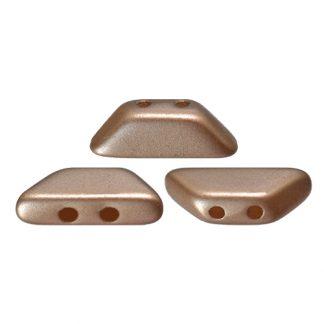 De Tinos® par Puca® van het merk les Perles par Puca® is te koop bij kralenwinkel Limited Edition in Den Haag in de kleur Pastel Light Brown Coco.