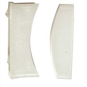 Dit vervangstuk voor de nylon buigtang is te koop bij kralenwinkel Limited Edition in Den Haag.