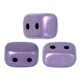 De Ios® par Puca® van het merk les Perles par Puca® is te koop bij kralenwinkel Limited Edition in Den Haag in de kleur Metallic Mat Purple.