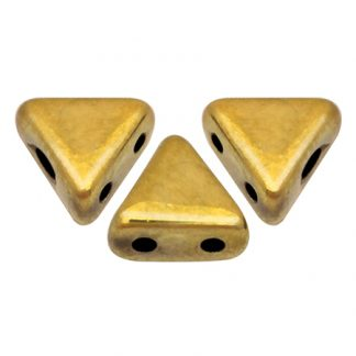De Khéops® par Puca® van het merk les Perles par Puca® is te koop bij kralenwinkel Limited Edition in Den Haag in de kleur Full Dorado.