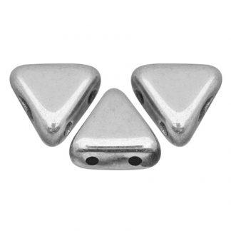 De Khéops® par Puca® van het merk les Perles par Puca® is te koop bij kralenwinkel Limited Edition in Den Haag in de kleur Argentees Silver.
