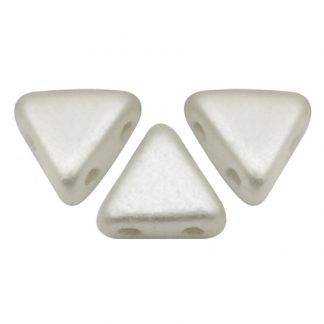 De Khéops® par Puca® van het merk les Perles par Puca® is te koop bij kralenwinkel Limited Edition in Den Haag in de kleur Pastel White.
