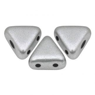 De Khéops® par Puca® van het merk les Perles par Puca® is te koop bij kralenwinkel Limited Edition in Den Haag in de kleur Silver Alluminium Mat.