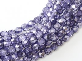 De glazen Fire Polished 3mm beads worden veel gebruikt in sieraden patronen en zijn te koop bij kralenwinkel Limited Edition in Den Haag in de kleur 00030/67236.