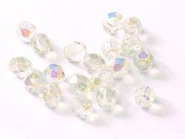 De glazen Fire Polished 3mm beads worden veel gebruikt in sieraden patronen en zijn te koop bij kralenwinkel Limited Edition in Den Haag in de kleur 00030/985380.