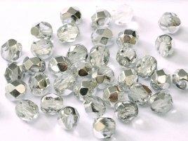 De glazen Fire Polished 3mm beads worden veel gebruikt in sieraden patronen en zijn te koop bij kralenwinkel Limited Edition in Den Haag in de kleur 00030/27001.