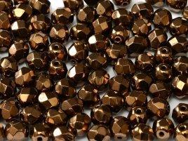 De glazen Fire Polished 3mm beads worden veel gebruikt in sieraden patronen en zijn te koop bij kralenwinkel Limited Edition in Den Haag in de kleur 23980/14415.