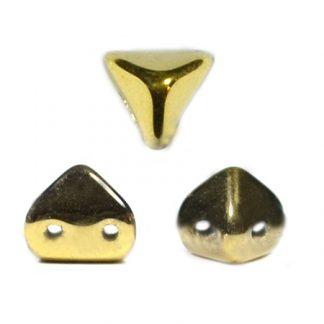 De Super-Khéops® par Puca® van het merk les Perles par Puca® is te koop bij kralenwinkel Limited Edition in Den Haag in de kleur Full Dorado.
