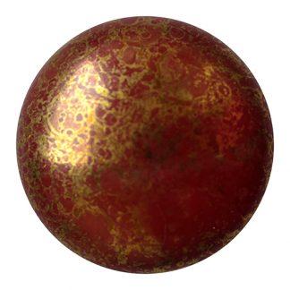 De Cabochons par Puca® van het merk les Perles par Puca® is te koop bij kralenwinkel Limited Edition in Den Haag in de kleur Opaque Choco Bronze.
