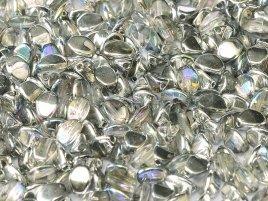 De pinch bead glas kraal kan gebruikt worden in sieraad patronen en is te koop bij kralenwinkel Limited Edition in Den Haag in de kleur 00030-98530.