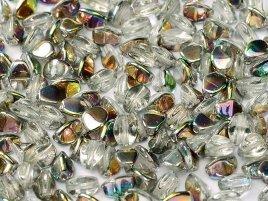 De pinch bead glas kraal kan gebruikt worden in sieraad patronen en is te koop bij kralenwinkel Limited Edition in Den Haag in de kleur 00030-28101.