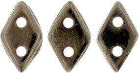 De CzechMates Diamond glaskraal word veel gebruikt in sieraad patronen en is te koop bij kralenwinkel Limited Edition in Den Haag in de kleur 14415.