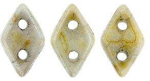 De CzechMates Diamond glaskraal word veel gebruikt in sieraad patronen en is te koop bij kralenwinkel Limited Edition in Den Haag in de kleur P65455.