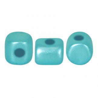 De Minos® par Puca® van het merk les Perles par Puca® is te koop bij kralenwinkel Limited Edition in Den Haag in de kleur Pastel Aqua.