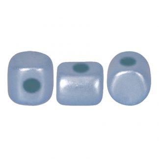 De Minos® par Puca® van het merk les Perles par Puca® is te koop bij kralenwinkel Limited Edition in Den Haag in de kleur Pastel Light Sapphire.