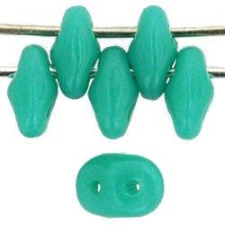 De SuperDuo glaskraal word veel gebruikt in sieraad patronen en is te koop bij kralenwinkel Limited Edition in Den Haag in de kleur 63130.