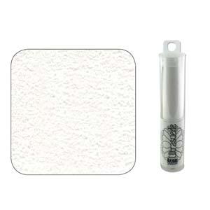 UltraSuede is perfect om te gebruiken om een zachtere onderlaag aan een embroidery werkje te geven en is te koop bij kralenwinkel Limited Edition in Den Haag in de kleur Light White.