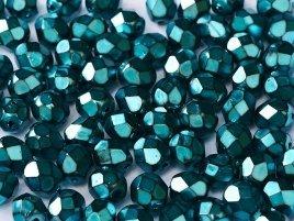 De glazen Fire Polished 3mm beads worden veel gebruikt in sieraden patronen en zijn te koop bij kralenwinkel Limited Edition in Den Haag in de kleur 23980/34446.