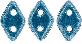 De CzechMates Diamond glaskraal word veel gebruikt in sieraad patronen en is te koop bij kralenwinkel Limited Edition in Den Haag in de kleur 04B07.