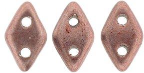 De CzechMates Diamond glaskraal word veel gebruikt in sieraad patronen en is te koop bij kralenwinkel Limited Edition in Den Haag in de kleur 05A07.
