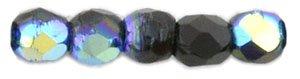 De glazen Fire Polished 2mm beads worden veel gebruikt in sieraden patronen en zijn te koop bij kralenwinkel Limited Edition in Den Haag in de kleur X23980.