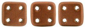 De CzechMates QuadraTile glaskraal word veel gebruikt in sieraad patronen en is te koop bij kralenwinkel Limited Edition in Den Haag in de kleur K0175.