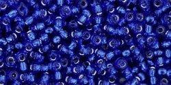 De rocaille 11/0 van het Japanse merk TOHO kan gebruikt worden om de gaafste sieraden mee te maken en zijn te koop bij kralenwinkel Limited Edition in Den Haag in de kleur TR-11-28.