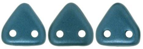 De CzechMates Triangle glaskraal word veel gebruikt in sieraad patronen en is te koop bij kralenwinkel Limited Edition in Den Haag in de kleur 25033AL.