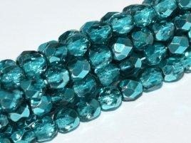 De glazen Fire Polished 3mm beads worden veel gebruikt in sieraden patronen en zijn te koop bij kralenwinkel Limited Edition in Den Haag in de kleur 00030/67642.