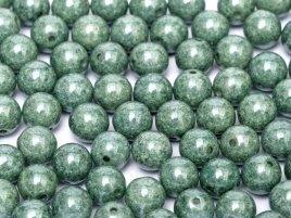 Deze ronde 4mm glaskralen worden vaak gebruikt in armband of ketting patronen en zijn te koop bij kralen winkel Limited Edition in Den Haag in de kleur 03000-14459.