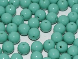 Deze ronde 4mm glaskralen worden vaak gebruikt in armband of ketting patronen en zijn te koop bij kralen winkel Limited Edition in Den Haag in de kleur 63130.