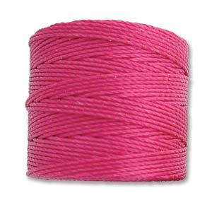 S-Lon bead cord Tex 210: Magenta.