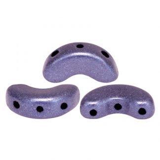 De Arcos® par Puca® van het merk les Perles par Puca® is te koop bij kralenwinkel Limited Edition in Den Haag in de kleur Metallic Mat Purple.
