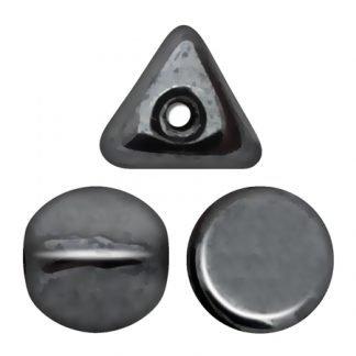 De ilos® par Puca® van het merk les Perles par Puca® is te koop bij kralenwinkel Limited Edition in Den Haag in de kleur Jet Hematite.