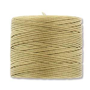 S-Lon bead cord Tex 210: Bronze.