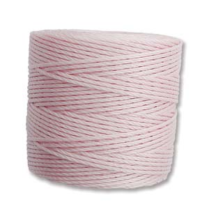 S-Lon bead cord Tex 210: Blush.