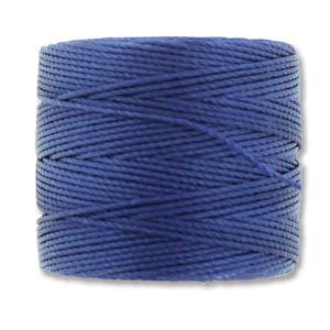 S-Lon bead cord Tex 210: Hyacinth.