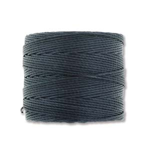 S-Lon bead cord Tex 210: Indigo.