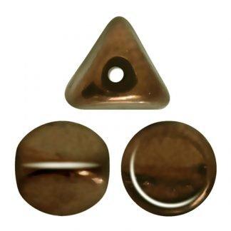 De ilos® par Puca® van het merk les Perles par Puca® is te koop bij kralenwinkel Limited Edition in Den Haag in de kleur Dark Bronze.