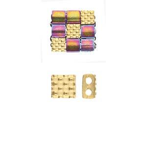De onderdelen van Cymbal zijn ervoor gemaakt om een bepaalde kraal soort te vervangen of af te werken en zijn te koop bij kralenwinkel Limited Edition in de vorm Parasporos in de kleur goud.