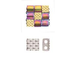 De onderdelen van Cymbal zijn ervoor gemaakt om een bepaalde kraal soort te vervangen of af te werken en zijn te koop bij kralenwinkel Limited Edition in de vorm Parasporos in de kleur zilver.