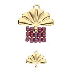 De onderdelen van Cymbal zijn ervoor gemaakt om een bepaalde kraal soort te vervangen of af te werken en zijn te koop bij kralenwinkel Limited Edition in de vorm Sitia in de kleur goud.