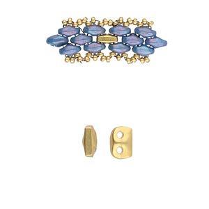 De onderdelen van Cymbal zijn ervoor gemaakt om een bepaalde kraal soort te vervangen of af te werken en zijn te koop bij kralenwinkel Limited Edition in de vorm Vitali in de kleur goud.